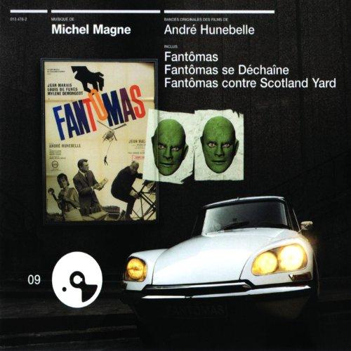 Fantômas Aux Grandes Orgues (Bof Fantomas)