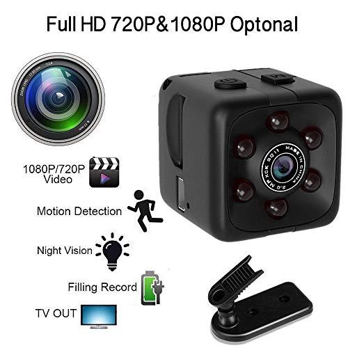 1080P HD Mini cámara inalámbrica Soporte TF 32G