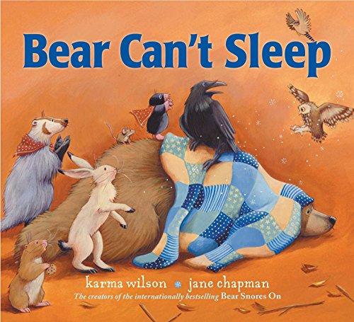 Bear Can't Sleep (The Bear Books) (English Edition)