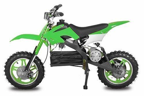 1000W ECO Dirtbike APOLLO 36V (Grün)