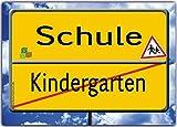 Einladungskarten zur Einschulung Schulanfang Schule Einladung Karten i-Dötzchen 10 Stück Endlich Schulkind Mädchen schuleinführung Junge Schuleinführung
