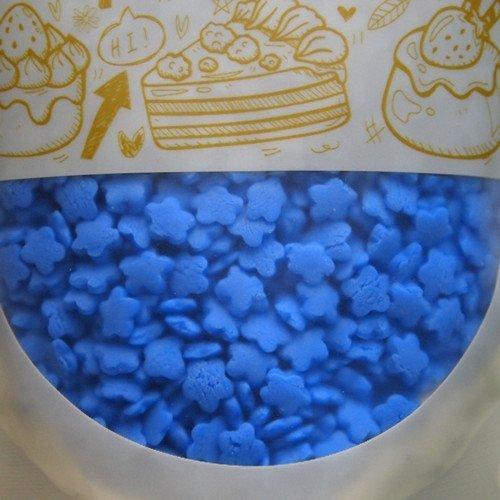 Naturale blu glutine ogm titanio da latte di soia free confetti daisy fiori
