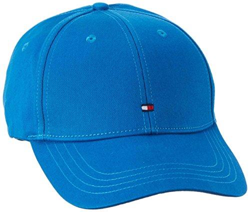 Tommy Hilfiger Herren Baseball Classic Bb Cap Blau (Blue Sapphire 490)