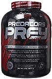 Predators Prey Pure Beef Protein Powder 1800 g: Sabor a chocolate intenso – Suplemento de carne hidroaislado molecularmente de primera calidad con 36 g de proteína por dosis. ¡Ideal para musculación!