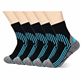 Symmetrische Design Athletic Socks Kupfer Antibakterielle Crew/Low Cut/Söckchen für Männer und Frauen