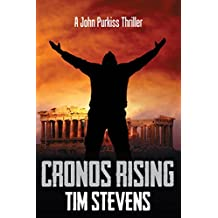 Cronos Rising (John Purkiss Thriller Book 5)