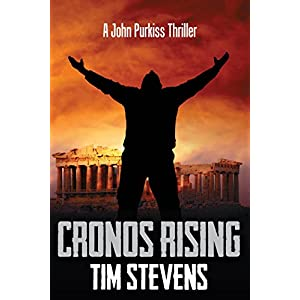 Cronos Rising (John Purkiss Thriller Book 5) (English Edition)
