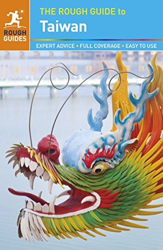 The Rough Guide to Taiwan (Rough Guides)