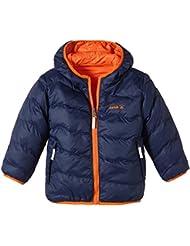 Kamik Wendejacke Blender Reversible - Chaqueta de esquí para niño, color azul marino, talla 110