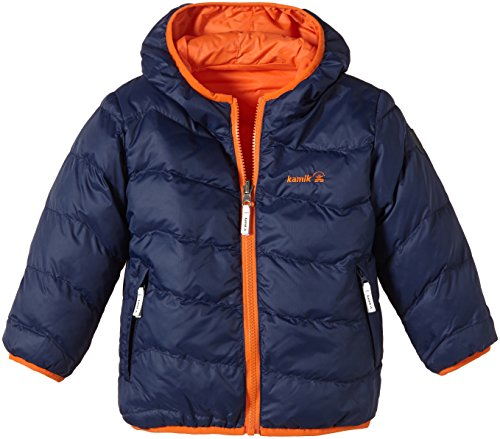 Kamik giacca sportiva giacca reversibile Blender Reversible, Ragazzo, Wendejacke Blender