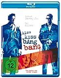 Kiss Kiss Bang Bang [Blu-ray] [Blu-ray] (2006) Robert Downey Jr.; Val Kilmer