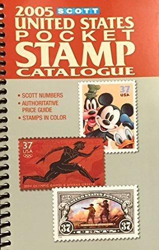 Scott 2005 U.S. Pocket Stamp Catalogue (Scott U S Pocket Stamp Catalogue)