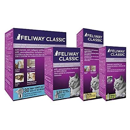 Feliway Feliscratch and Feliway Classic 4
