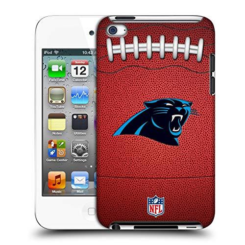 Head Case Designs Offizielle NFL Fußball 2018/19 Carolina Panthers Harte Rueckseiten Huelle kompatibel mit Apple iPod Touch 4G 4th Gen Ipod 4 Touch Case