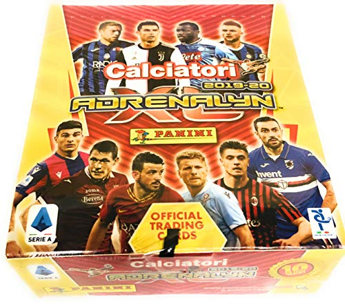 Altro panini adrenalyn XL calciatori 2019-2020 Box 24 bustine di Cards