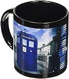 Dr Who Tardis Heat Reveal Mug