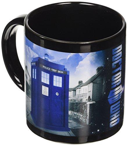 Dr Who Zauberbecher Tardis