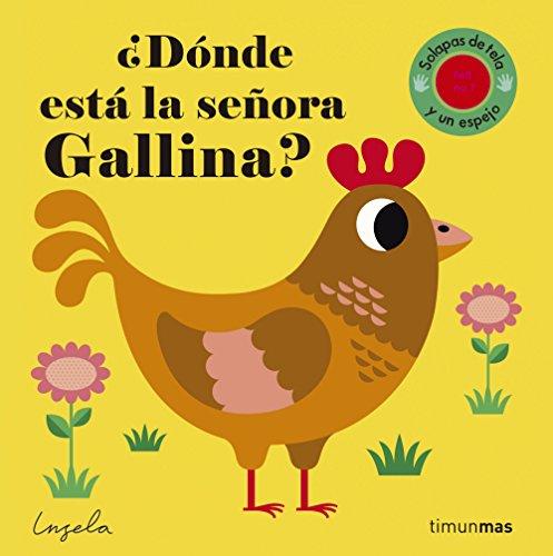 Descargar Libro ¿Dónde está la señora Gallina? Texturas de Ingela P Arrhenius