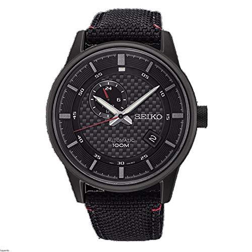 Automatik Uhr mit Leder Armband SSA383K1 ()