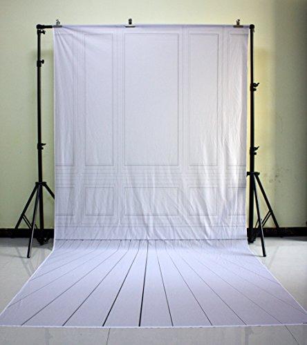 HUAYI 1.5* 3m Aufkleber Ziegel weiß Telon Photo Foto Studio Foto Bebe Fonds Studio fotografico Stoff RECIEN NACIDO Fotografie yj-195