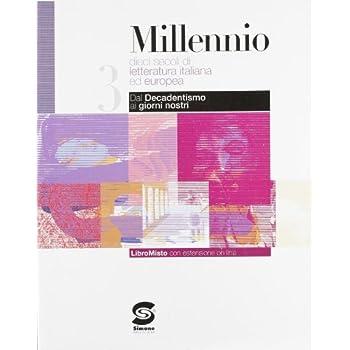 Millennio. Con Espansione Online. Per Le Scuole Superiori: 3