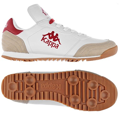 Sneakers - Authentic Denser 4 White-Red