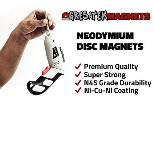 Mini Imanes Neodimio Tierra Rara N45 Fuerza 1 9 kg 10 x 3 mm Modelos de artesanía DIY personalizado Multiuso para puerta de refrigerador Pizarra blanca Mapa magnético Pantalla magnética Tableros de anuncios Refrigeradores