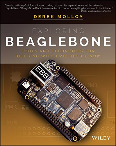 [(Exploring Beaglebone : Tools and Techniques for Building with Embedded Linux)] [By (author) Derek Molloy] published on (February, 2015) par Derek Molloy