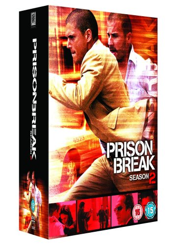 Click for larger image of Prison Break - Season 2 [DVD]