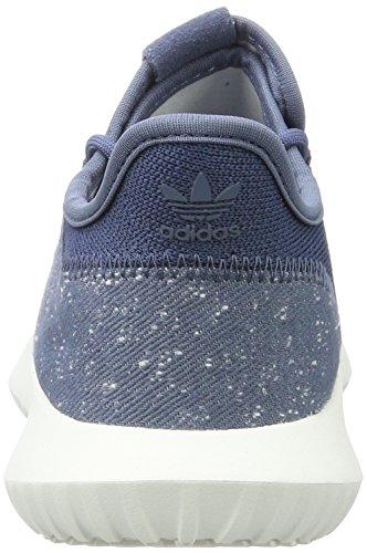 adidas Tubular Shadow, Scarpe da Ginnastica Basse Donna Blu (Tech Ink/tech Ink/crystal White)