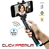 Xtra Prime Selfie Stick, Extendable Blue...