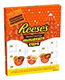 reese' S Peanut Buttercup Miniatures calendario dell' avvento