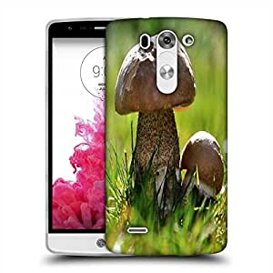 Snoogg Tiny Mushroom Designer Protective Phone Back Case Cover For LG G3 BEAT