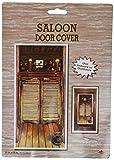 Beistle 57127 Saloon Türbezug, 30-Zoll von 5-Fuß