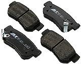 ABS All Brake Systems bv 37247 Bremsbeläge - (4-teilig)