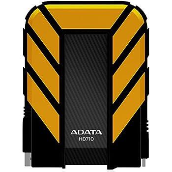 6,3cm ADATA DashDrive Durable Série externe USB 3.0Disque Dur Portable 2To jaune