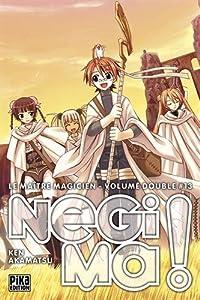 Negima ! Le Maître Magicien Edition double Tomes 25 & 26