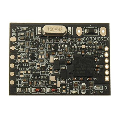 Preisvergleich Produktbild MYAMIA Schwarzer Kunststoff 150Mhz Chip Pulse Kit Für X360Ace V3 Kaffee Maschine 5 x 3 cm