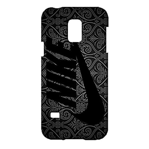 Samsung Galaxy S5 Mini Durable 3d Cover Shell,Excellent Visual Luxury Nike Pattern Cover Snap on Samsung Galaxy S5 Mini Nike Mark Phone Case