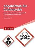 Abgabebuch für Gefahrstoffe: Datenschutzkonforme Dokumentation gemäß § 9 Chemikalien-Verbotsverordnung (Govi)
