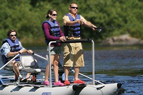 Sea Eagle FoldCat Inflatable Fishing Boat Casting Bar by Sea Eagle