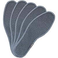 Atmungsaktives saugfähiges Schweiß-Deodorant dicke warme Schuhe Winter-Einlegesohlen - 5 Paare, G preisvergleich bei billige-tabletten.eu