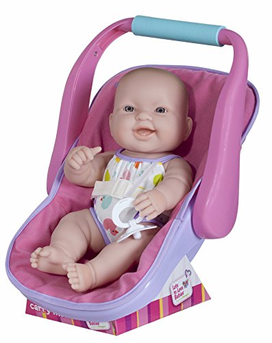 Doll Carrier 2 (JC TOYS Lots to Love Baby Doll in verstellbar Carrier mit 35,6 cm alle Vinyl Puppe – Perfekt für Kinder 2 +)