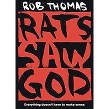 Rats Saw God by Rob Thomas (22-May-2007) Paperback
