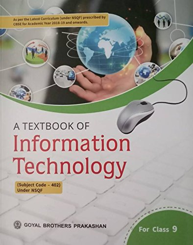 A Text Book Of Information Technology
