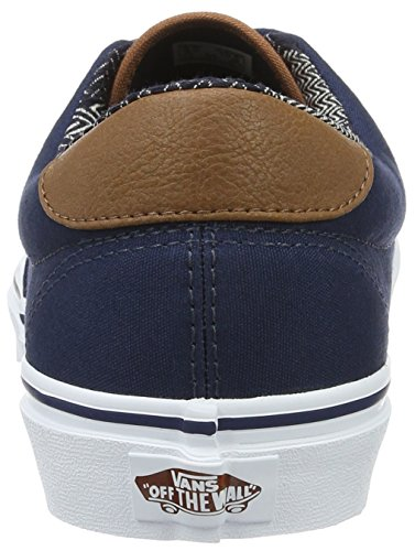 Vans Ua Era 59, Sneakers Basses Homme Bleu (C And L Dress Blues/material Mix)