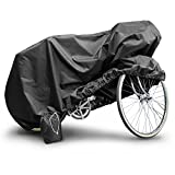"""Budge Adult Bicycle Cover Waterproof Fits Bikes up to 78"""" Long, 27"""" Wide"""