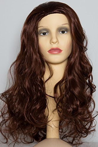 22-ladies-3-4-wig-half-fall-curly-dark-auburn-33