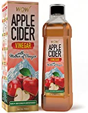 WOW Raw Apple Cider Vinegar 750ml