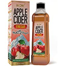 WOW Raw Apple Cider Vinegar - 750 ml